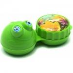 3D контейнер за съхранение на контактни лещи